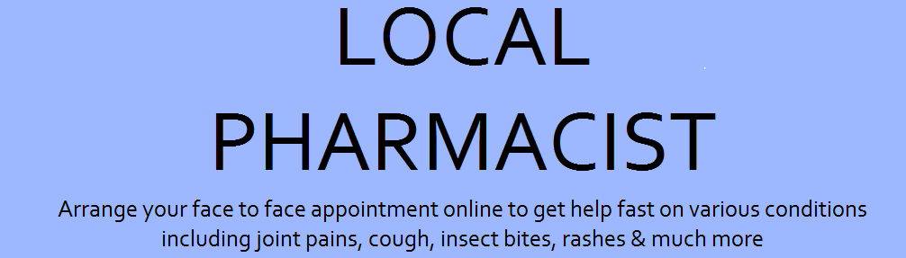 Pharmacy Booking service