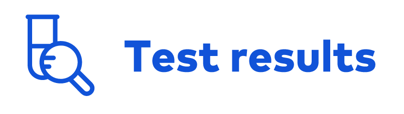 Test Result Query