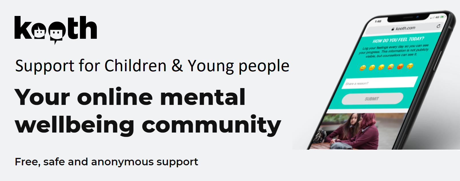 Online support for Children and young people