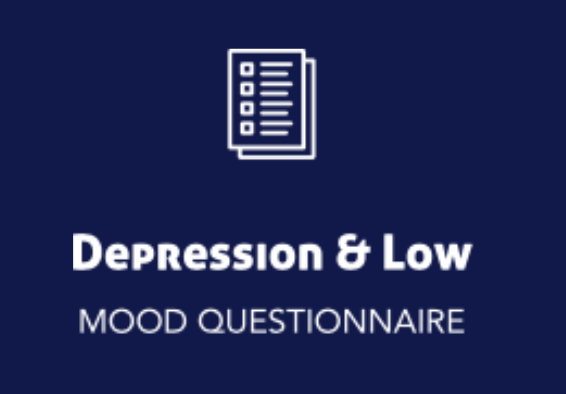 Low mood questionnaire